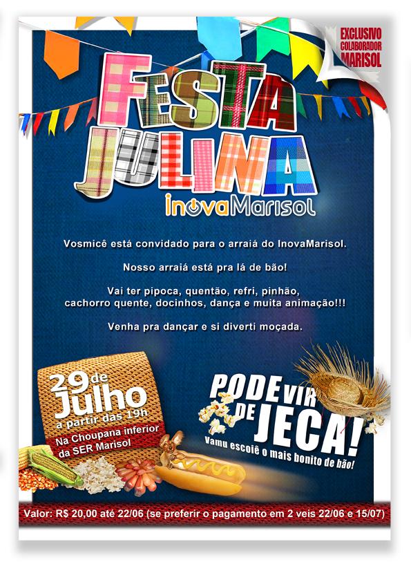 Festa Julina 2011 – Inova Marisol